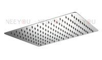 "2013 NEW Bathroom Ultrathin 12"" Square Rainfall Shower head Stainless Steel  Chrome Rain Shower 31021A"