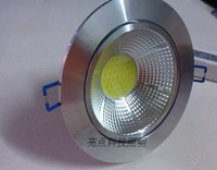 20W Cob LED downlight, AC85-265V,include the drive,warm white/cool white high power led lighting Free shipping