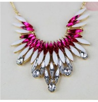 Wholesale wholesale goods from china royal necklce jewelry china red jewelry  6 pieces / lot  FREE shipping
