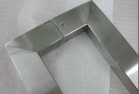 700mm Furniture Hardware Stainless Steel Brush Drawer Pulls drawer pulls knobs furniture hardware wholesale