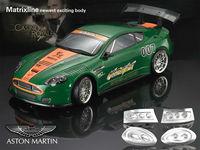Stm-racing ASTON MARTIN DBR9 PC BODY SHELL  PC201020  1:10 eletronic touring car  190mm