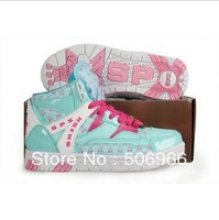 Free shipping 2013 new arrival SPX Korean fashion shoes hip-hop dance street BIGBANG high sneakers shoes