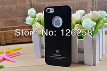 Newest Luxury Aluminum Air Jacket A5 Metal Hard Case for iphone 5 5g ,Free shipping 20pcs/lot(China (Mainland))