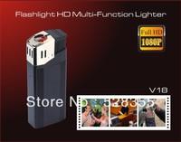 Free shipment 8GB 1080P HD Security Video Real Lighter Camera Digital USB Recorder Mini Recorder DVR