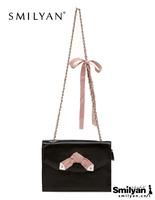 Smilyan fashion small pu handbags casual shoulder bags for women chain women's messenger bags free shipping wholesale