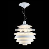 Free Shipping Hot Selling Wholesale Louis Poulsen PH Snowball Lamp Denmark Modern Pendant Light By Poul Henningsen