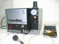 Pneumatic Jewelry Engraving Machine Single Ended Graver mate Graver Tool Jewelry Engraver