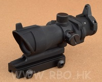 Trijicon ACOG 1x32 Red Cross Hair Scope Tactical Hunting Shooting M3321