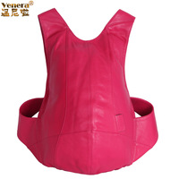Free shipping ,100% genuine leather women shoulder bag , Korean version of the new leather backpack , women fashion turtle bag