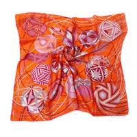 2013 Big Size 90*90cm High Quality Women's Silk Printing Shawl, Brand New Fashion Square Scarf/ Scarves