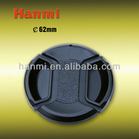 Free Shipping +Tracking Number 1PC 62mm Snap-on Front Lens Cap Cover for Canon Nikon Olympus Sony Lens