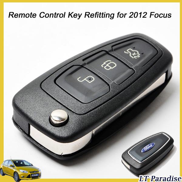 Как запрограммировать ключ на форд фокус