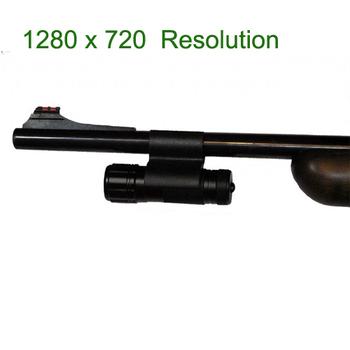 1280x720P HD Mini Acción Cámaras Rifle de Hunter como Guncam
