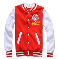 2013 Fashion New Style Korean Autumn Leisure Long Sleeve Brand Jacket Sweater  Baseball Shirt Lovers' ClothesFor Men