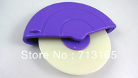 Free Shipping Plastic pizza cutters,pizza wheels,10PCS/LOT