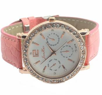 New 2014 Luxury Gift Fashion casual watch Dress Women rhinestone Watches Quartz Watch Young Hour Women wristwatch