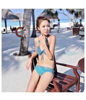 Women swimwear push up bikinis split skirt swimsuit fashion swimming suit13044