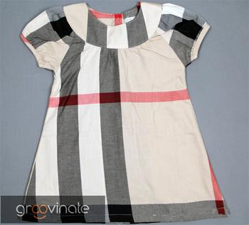 France hot summer wear Girls dresses pure cotton  Pleated tennis dress Plaid girls clothes 3color,5pcs/lot,wholesale
