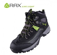 RAX Outdoor Camping & Hiking Walking Shoes Men Mountaineering Mountain Climbing Lightweight Waterproof Boots man Shox Non-slip
