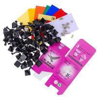 Free shipping New 2014 DIY 55mm 3x3x3 DaYan 5-ZhanChi Magic Cube Kit,learning & education toys - Black/White