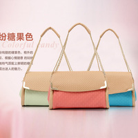 Free Shipping 2013 Fashion Handbags Women Bags Brand Handbags High Quality Bags Totes  candy color shoulder bag
