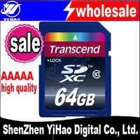 FREE SHIPPING+High quality Full capacity high speed c10 class 10 sd sdhc Card 16GB 32GB 64GB