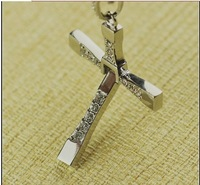 Fast and FURIOUS  Vin Diesel Dominic Toretto's Cross Pendant Necklace Free Shipping