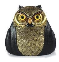 Amliya Women's Fashion Personalized Owl Shapping Multifunctional Handbag Cute Girl Messenger Bags