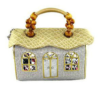 Amliya Mori Girl Creative House Bag Female Dream Candy Color Cute Handbag Lovely Totes