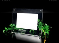 cheap acrylic A4 photo frame wholesale/retail