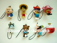 Wholesale Promotion variety of styles Mobile Phone Pendant /Key Chain Free Shipping