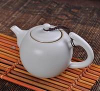 Your kiln ceramic tea sets purple clay teapot