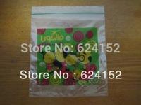 Customized of plastic packaging bags  ziplock plastic bags colorful figure printing Negotiated final price