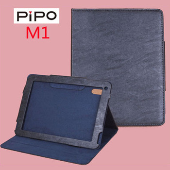 "1pcs Free ship Original 9.7"" PiPo M1 Max Tablet PC Folio PU Leather Case Cover with Stand"