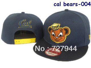 Free Shipping Cheap Baseball Caps CAL Bears Snapbacks Casual Adjustable Cotton Snapback Hats Wholesale Mix Order