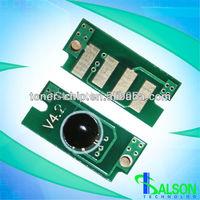 toner reset chip for dell 1250c/1350cnw/1355cn color laser printer cartridge refill chip 1250 1350 1355