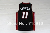 # 11 Anderson black and white new fabrics jersey and free shipping