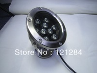 High quality led underwater, 18W rgb underwater swimming pool light, fountain rgb , marine led