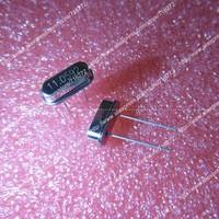 100pcs/Lot HC-49S 11.0592MHZ Clock oscillator / Quartz crystal products and ROHS Free shipping