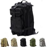Outdoor Sport Camping Hiking Trekking Bag Military Tactical Rucksacks Backpack