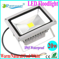2013 Hot Sale Waterproof  IP65 LED Floodlight 20W, Super Brightness,LED Yard light,LED Street Light ,AC85-265V,Projector LED 20W