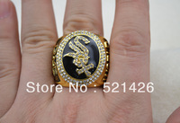 2005 Chicago White Sox replica championship rings,18k gold plated,free shipping