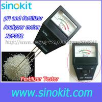 Portable Cheaper 2 In1 Analyzer 3 Probe PH meter / Soil Fertilizer Test Meter - JD7032