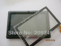 "capacitive  touch screen replacement tablet 7"" inch allwinner a13 Q88 ATM7013 tablet pc repair"