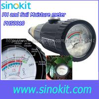 Free Shipping 2 In 1multi-function PH value/Soil moisture meter - PHS0010