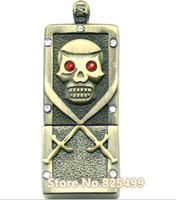 UFD0167 Wholesale&Retail freeshipping human skull Genuine Capacity USB Flash Drive,Jewelry USB Flash Disk USB drive 8-32GB