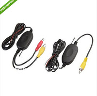 2.4GHZ RCA Wireless Transmitter & Receiver for Rear Reversing Camera Monitor