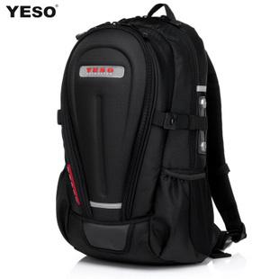 HOT! HOT! Yeso backpack travel bag women bag backpack men travel bags ride motorcycle backpack laptop bag