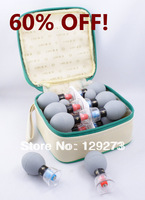 60% OFF!Promotion Retail  HACI Magnetic Suction Cupping Set - 18 Cups,HACI Wu Xing Zhen (Classic 18 Cups)