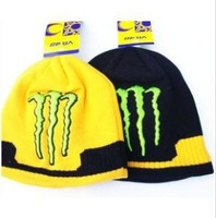 "Free shipping 2013 46 new MOTO GP, ""rossi hat hat knitting hat cap ski cap fleece double cold"